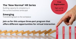 The New Normal HR Series: Emerging Part 2: A Kitchen Table Conversation